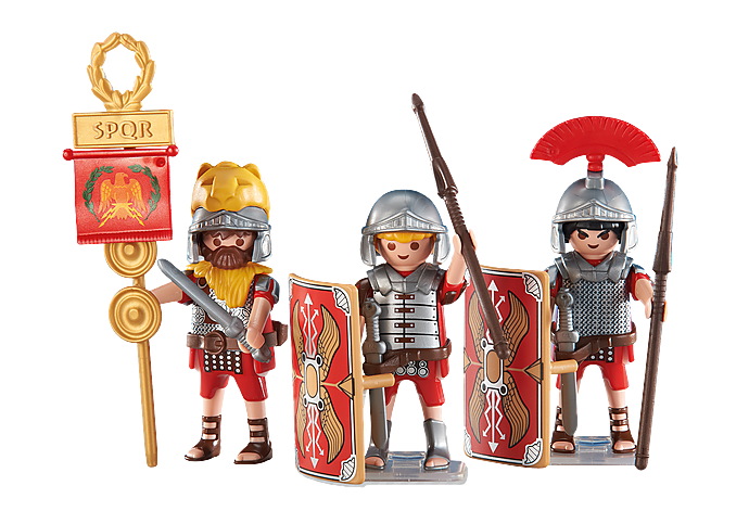 6490 3 Roman Soldiers