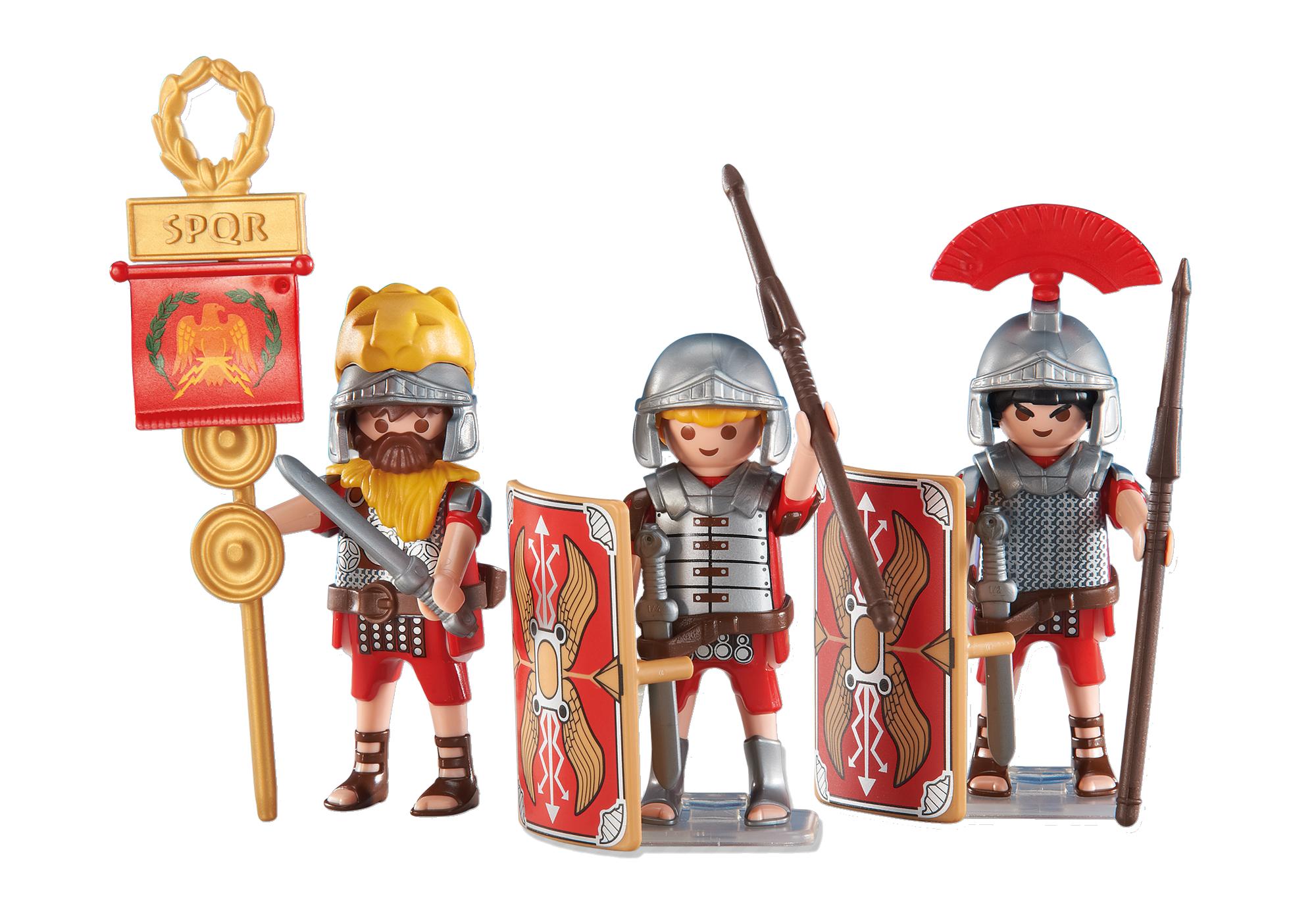 6490_product_detail/3 Romeinse soldaten