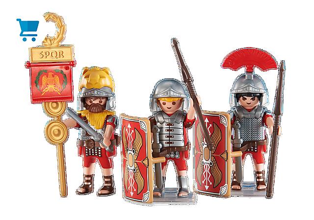 6490_product_detail/3 rzymscy żołnierze