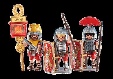 6490 3 rzymscy żołnierze
