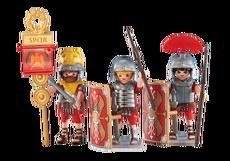 Playmobil 3 Roman Soldiers 6490