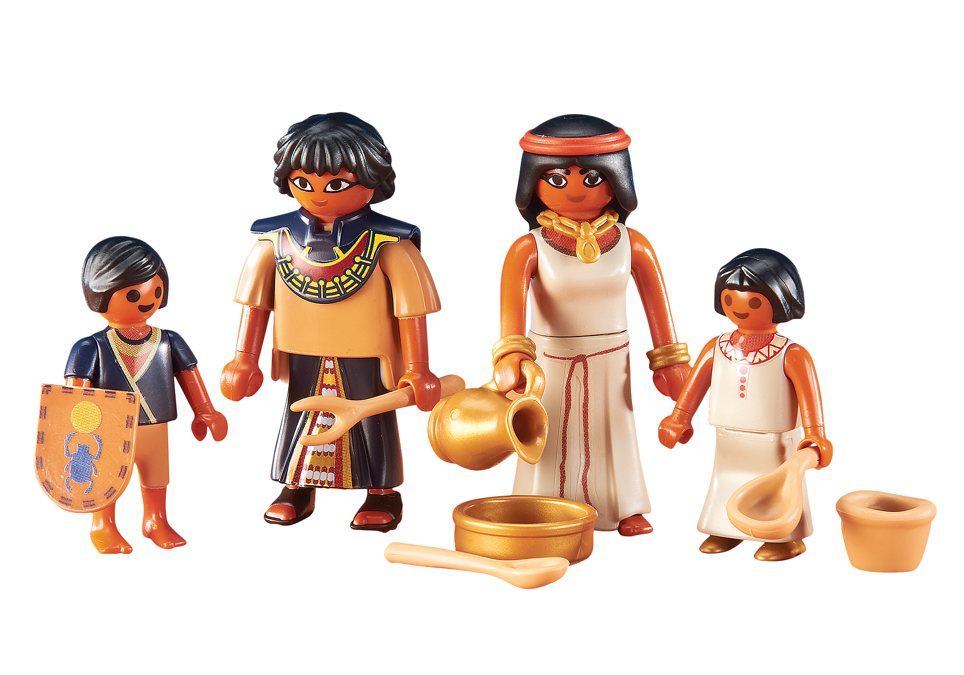 6492 Egyptian Family zoom image1