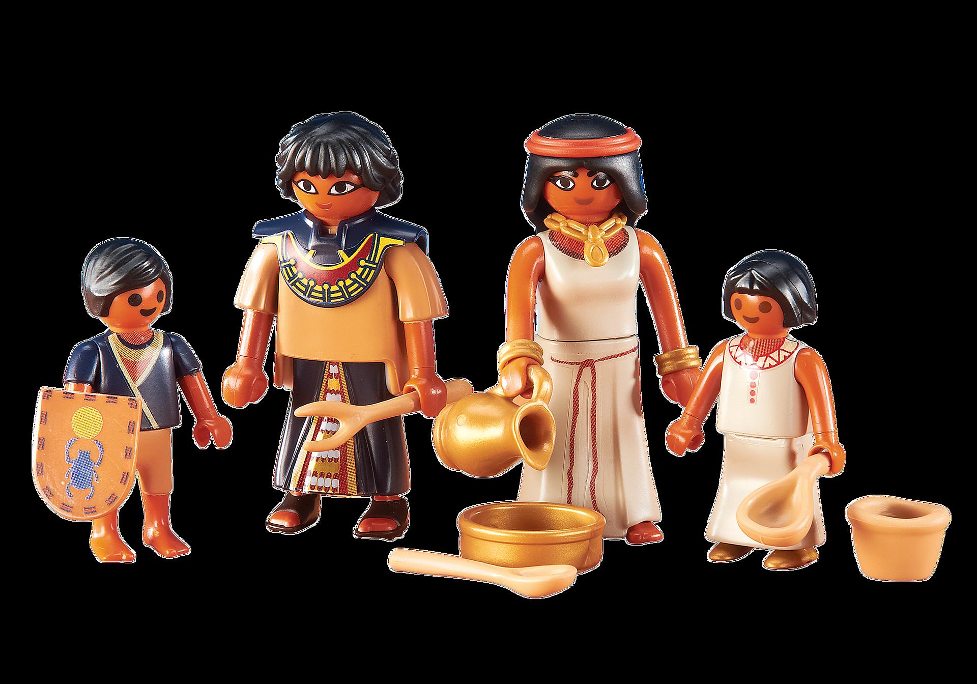 6492 Egyptische familie zoom image1