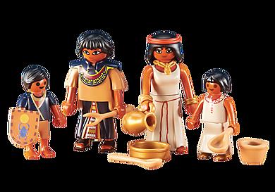 6492 Famiglia egiziana