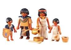 Playmobil Egyptian Family 6492