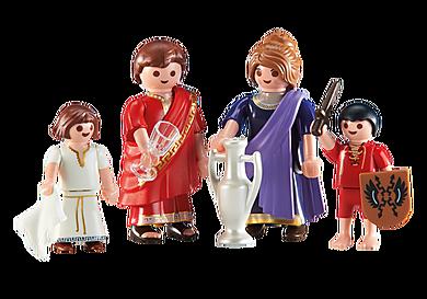 6493 Famiglia antica Roma