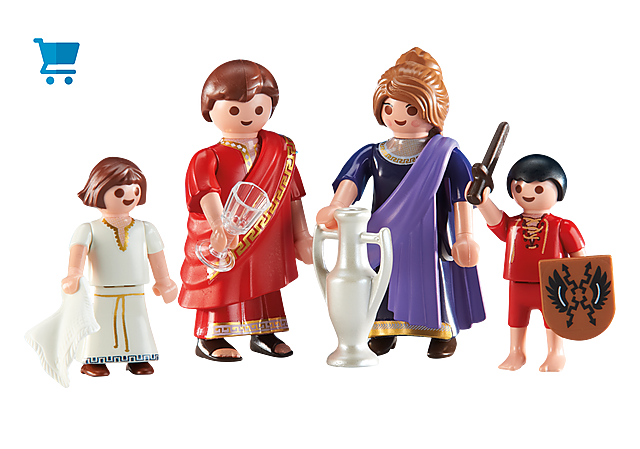 6493_product_detail/Romeinse familie
