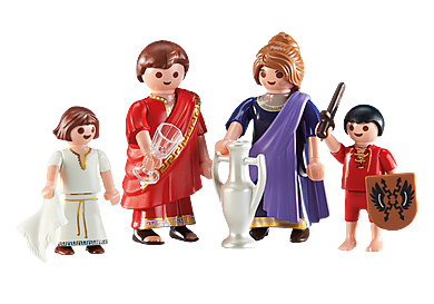 6493 Romeinse familie