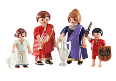 Playmobil Roman Family 6493