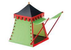 Playmobil Roman Tent 6495