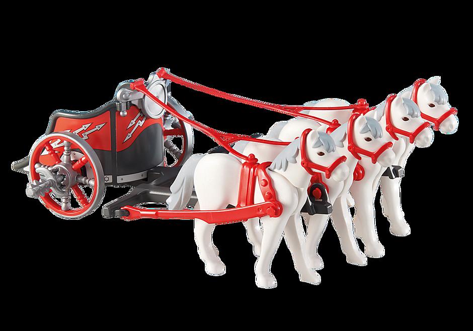 6496 Roman Chariot detail image 1