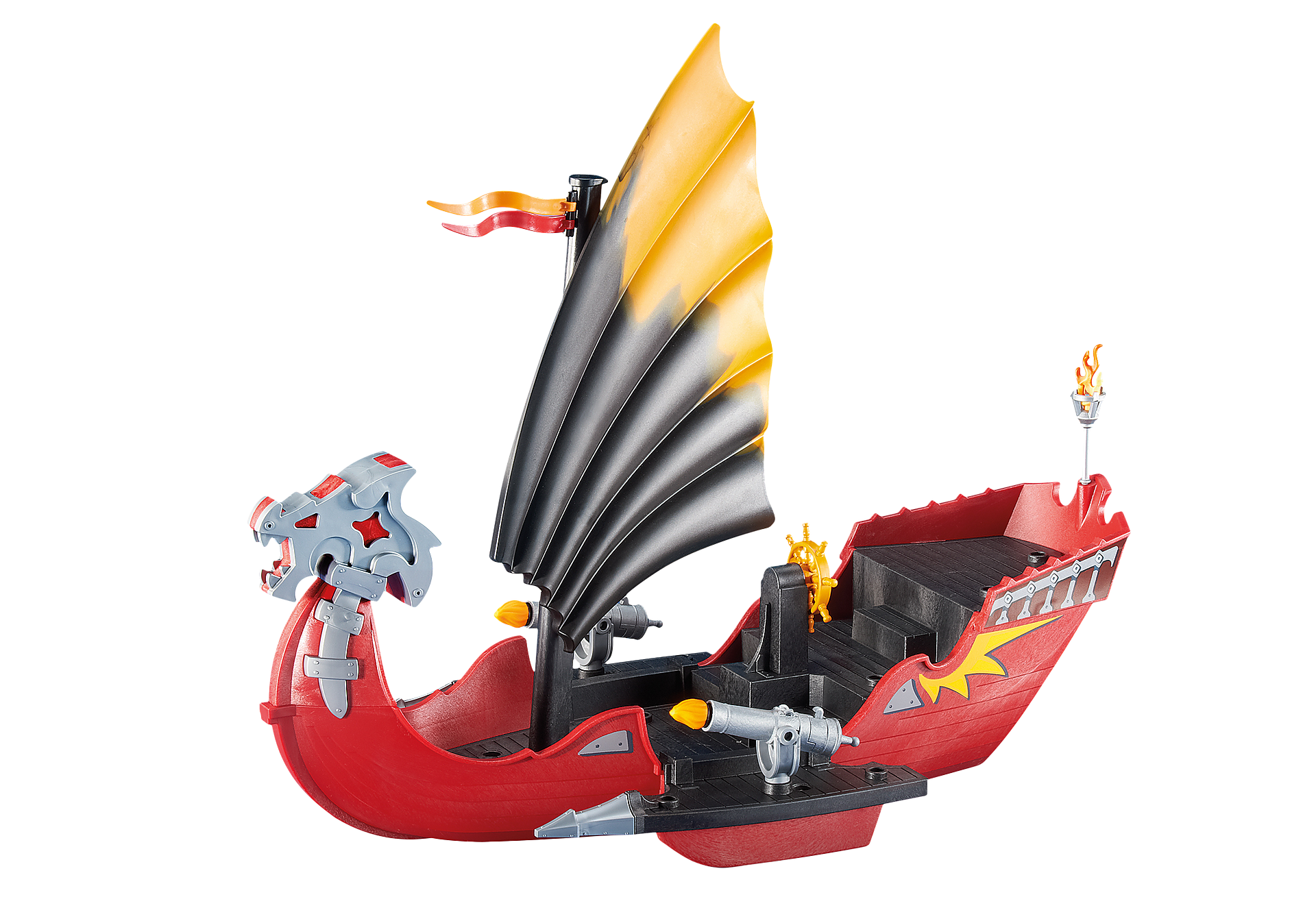 6497 Dragon Battle Ship zoom image1