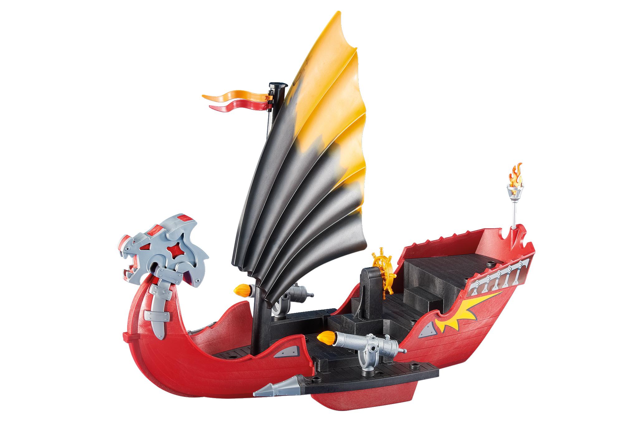 Dragon Ship - Mobil6000
