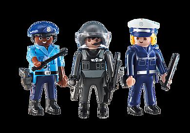 6501 3 policiers