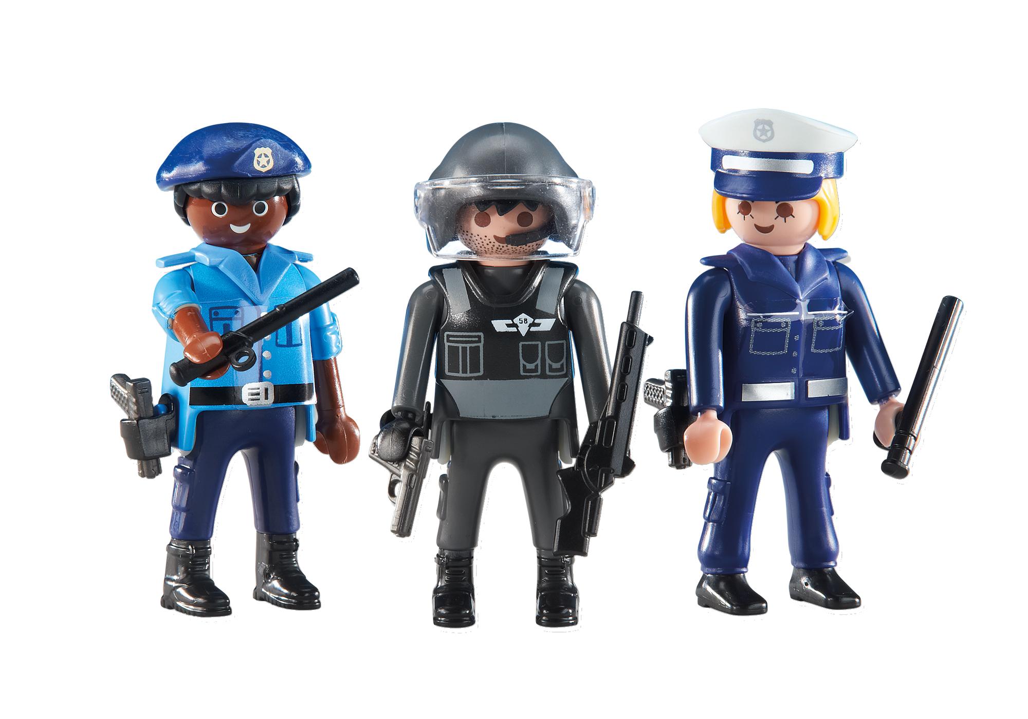 http://media.playmobil.com/i/playmobil/6501_product_detail/Policemen and Policewoman