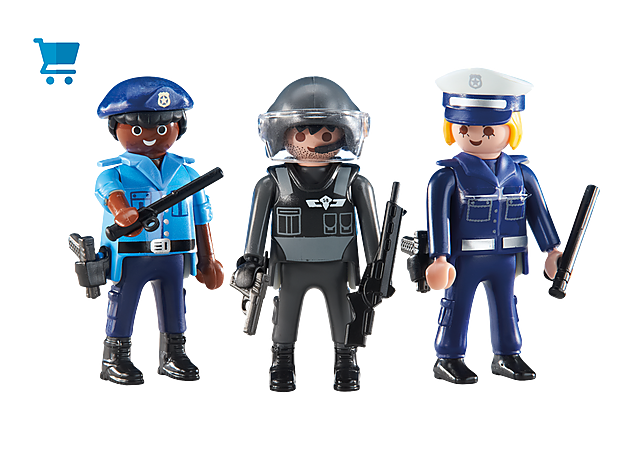 6501_product_detail/Policemen and Policewoman