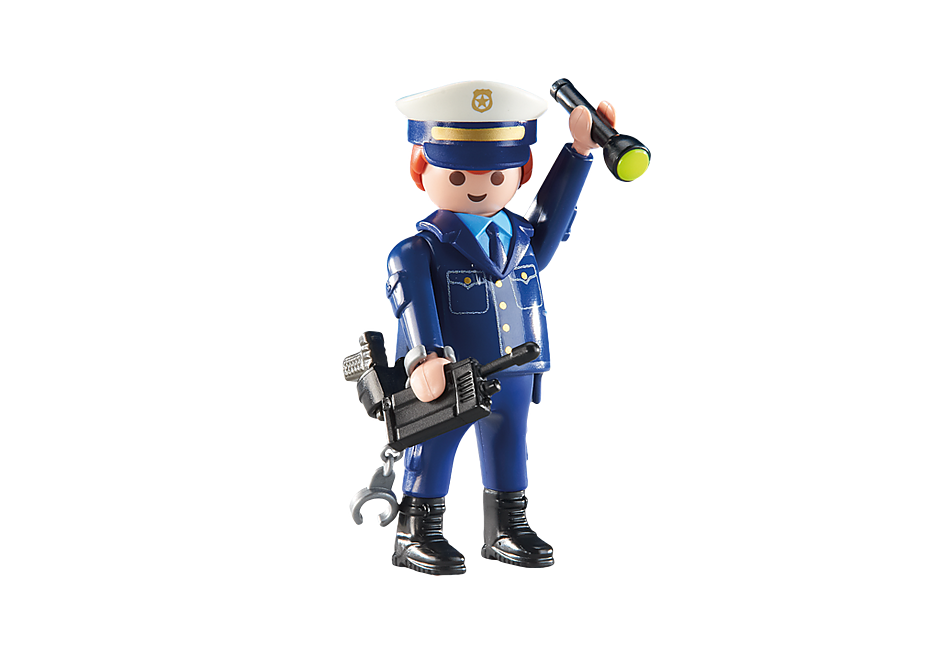 6502 Capo della Polizia detail image 1