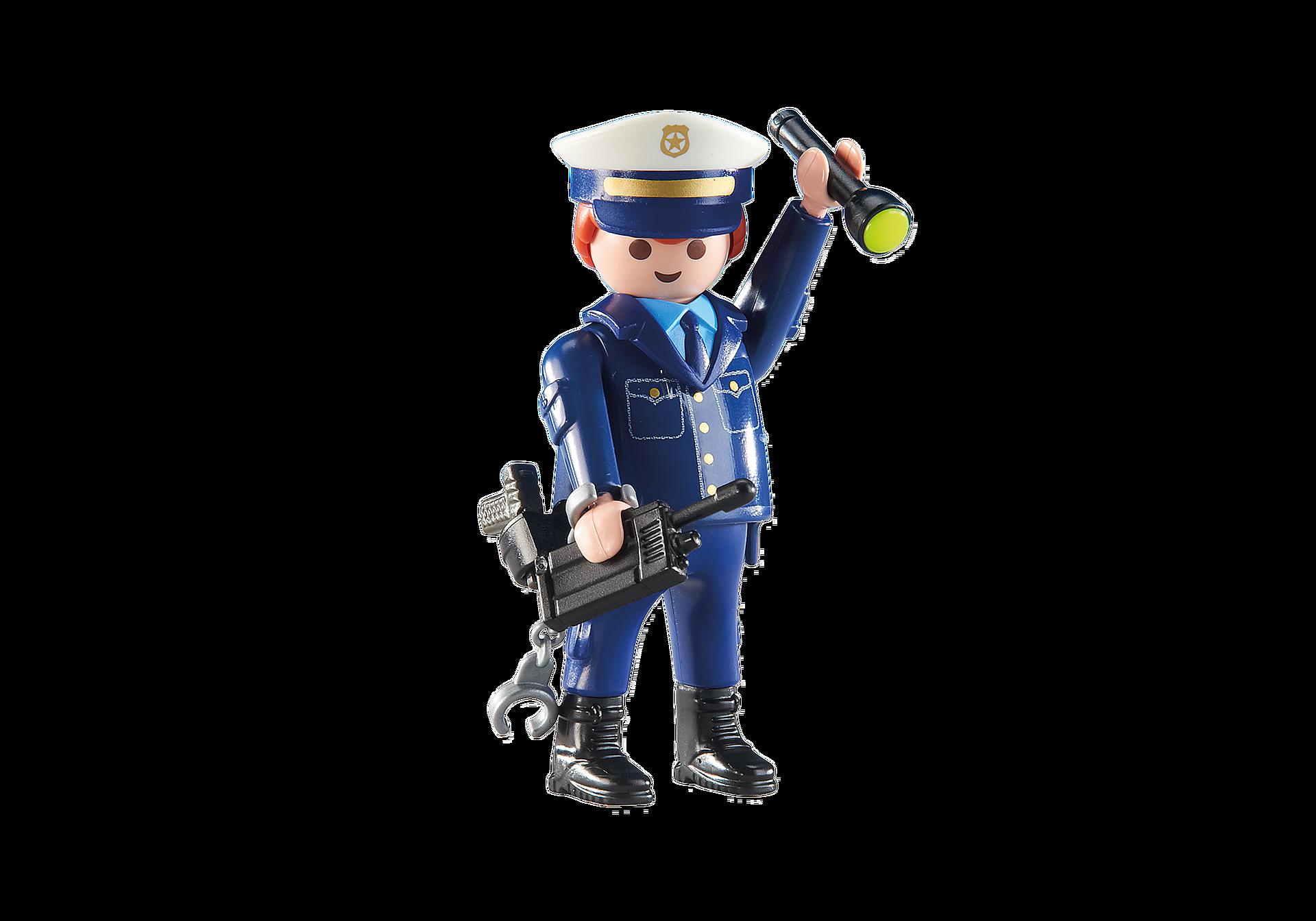 6502 Jefe Policía zoom image1