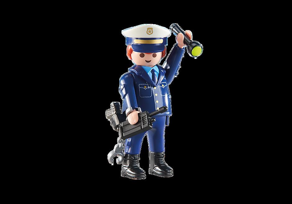 6502 Police Boss detail image 1