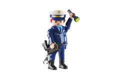 Playmobil Police Boss 6502