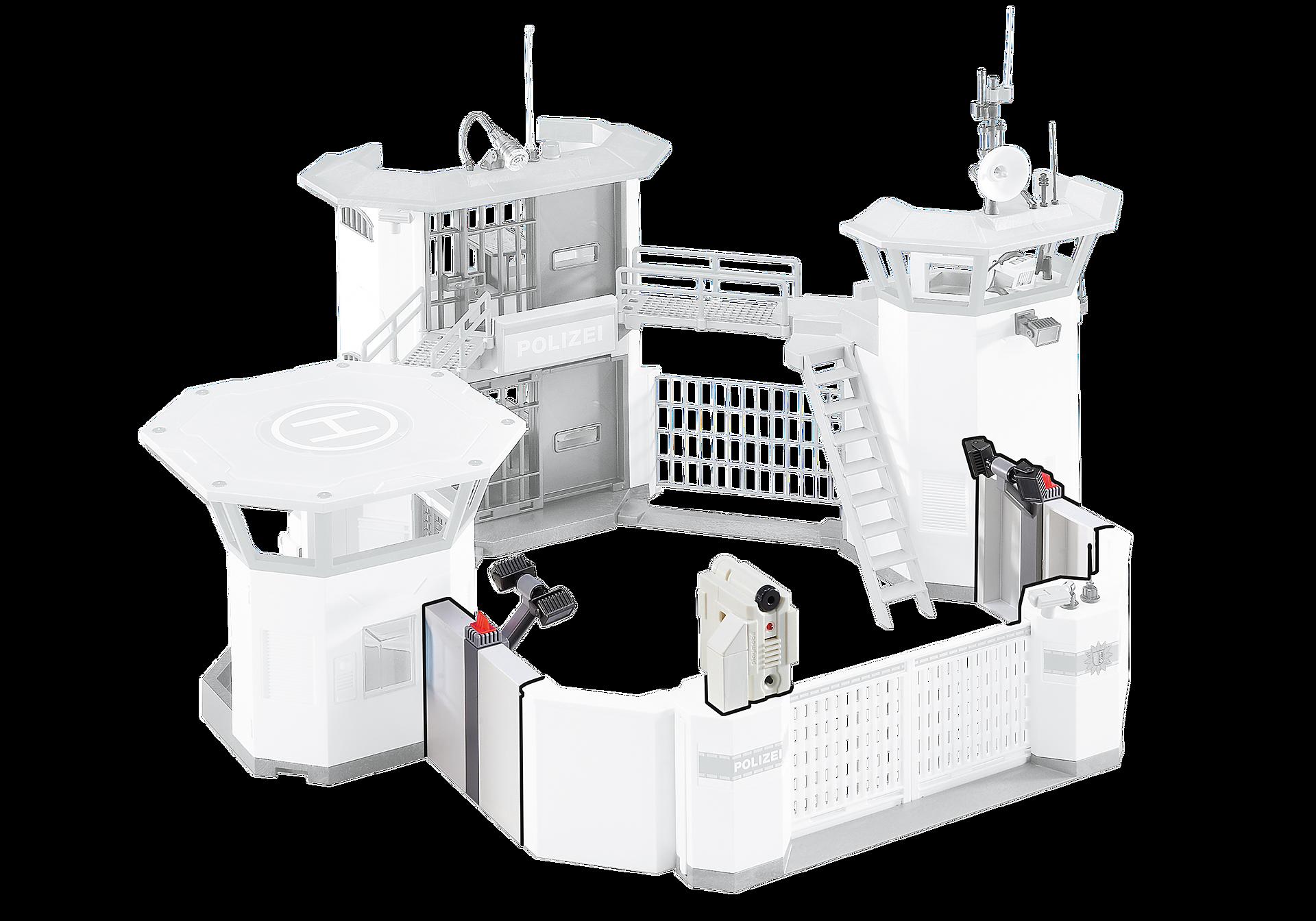 6503 Utbyggnad till polisstation/räddningsstation zoom image1