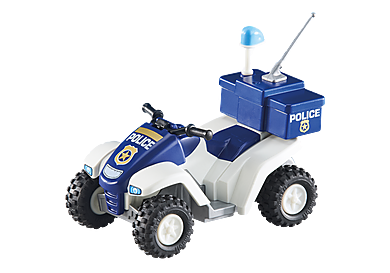 6504 Quad de Policía