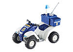 6504 Quad de police