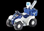 6504 Quad della Polizia