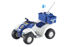 Playmobil Police Quad Bike 6504