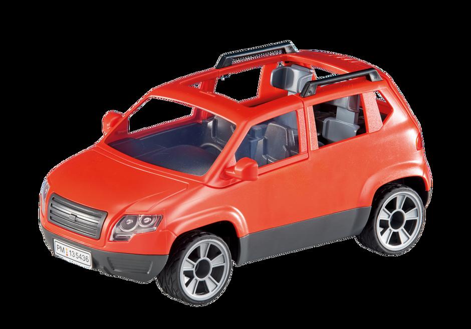 voiture familiale rouge 6507 playmobil france. Black Bedroom Furniture Sets. Home Design Ideas