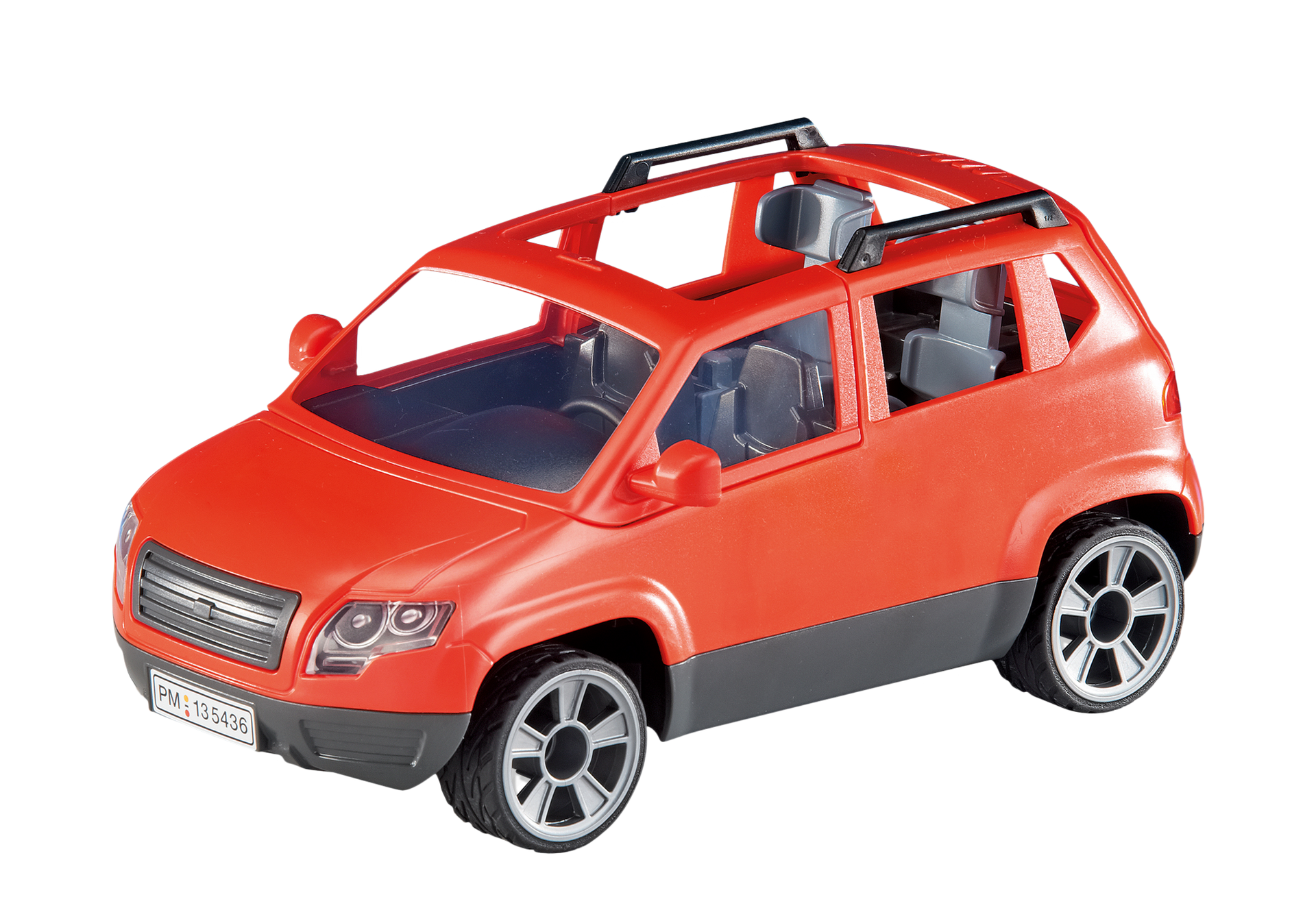 voiture familiale rouge 6507 playmobil france. Black Bedroom Furniture Sets. Home Design Ideas