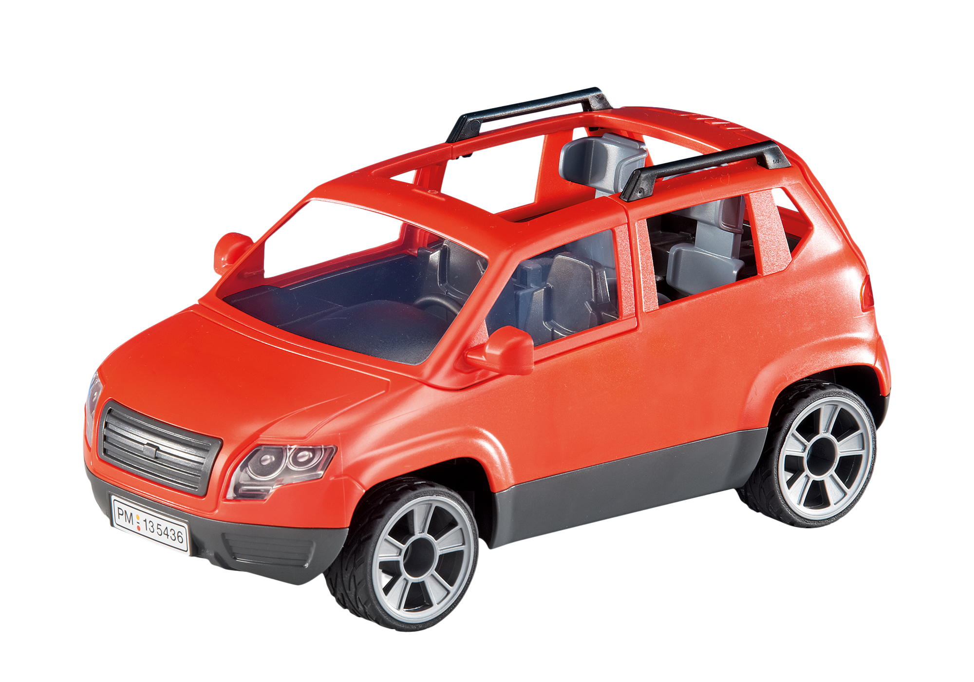 Voiture Familiale Rouge 6507 Playmobil 174 France