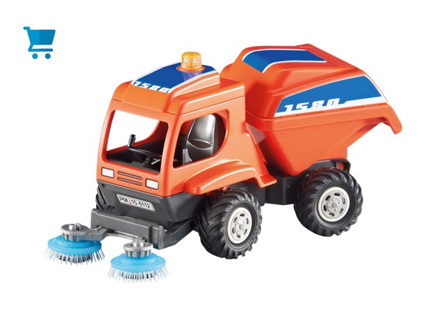 playmobil fire truck instructions