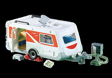 6513 Caravane de vacances