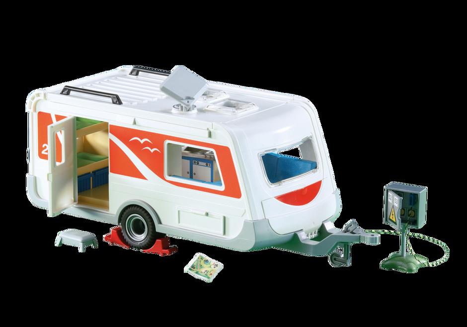 Locale Camping Car Caravanne