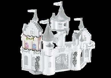 6518 Muret d'extension pour le Grand Château de Princesse
