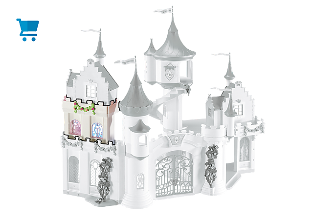 6518_product_detail/Zamek księżniczki - Dobudowa A