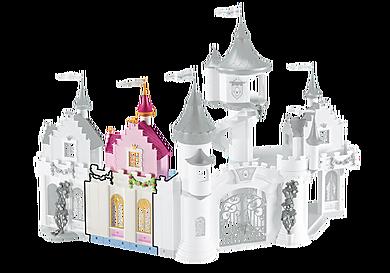 6519 Façade d'extension pour le Grand Château de Princesse