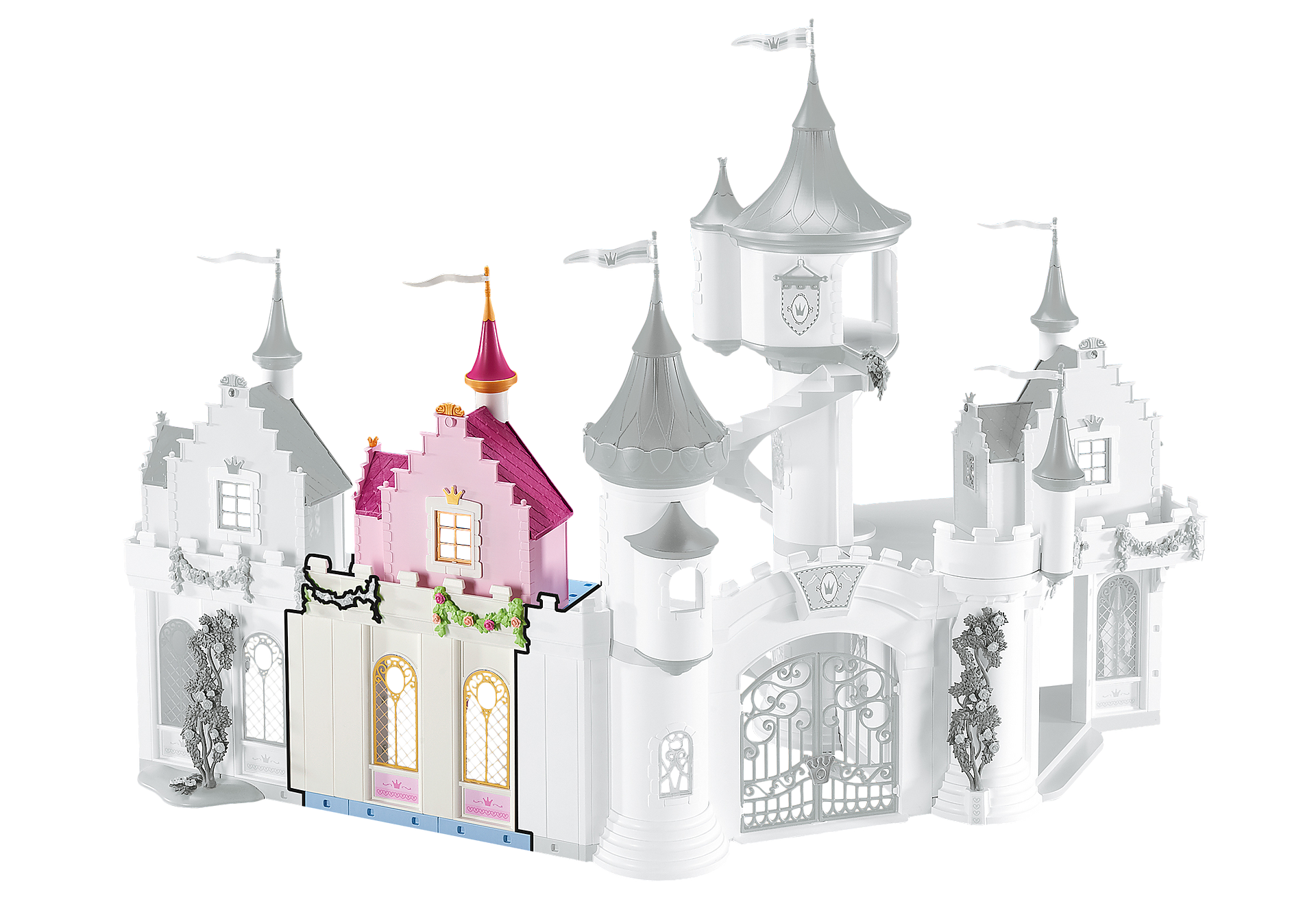 http://media.playmobil.com/i/playmobil/6519_product_detail/Façade d'extension pour le Grand Château de Princesse