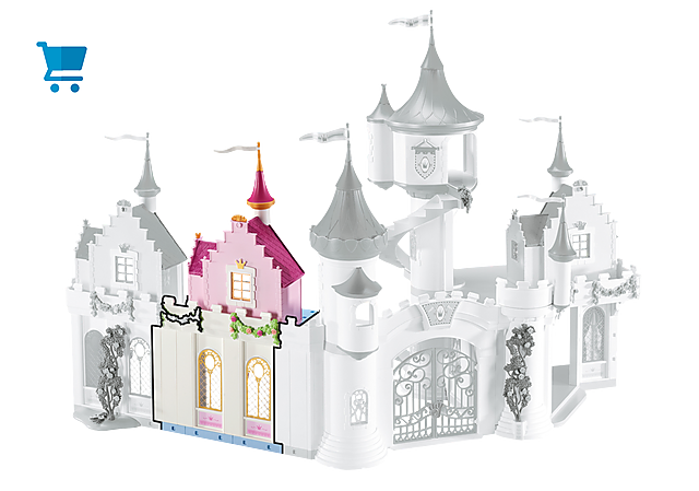 6519_product_detail/Princess Castle Extension B