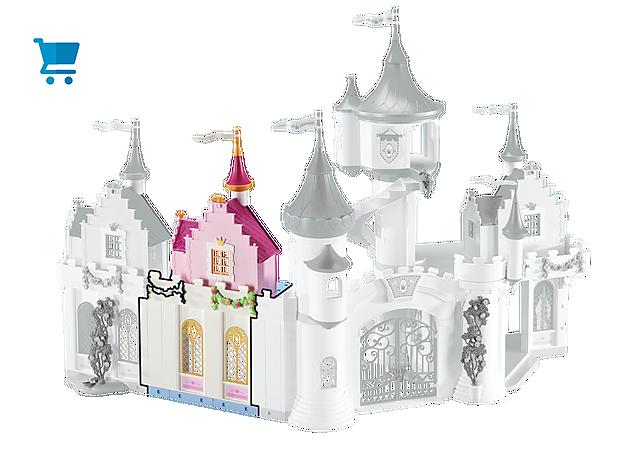 6519_product_detail/Zamek księżniczki - Dobudowa B