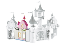Playmobil Princess Castle Extension B 6519