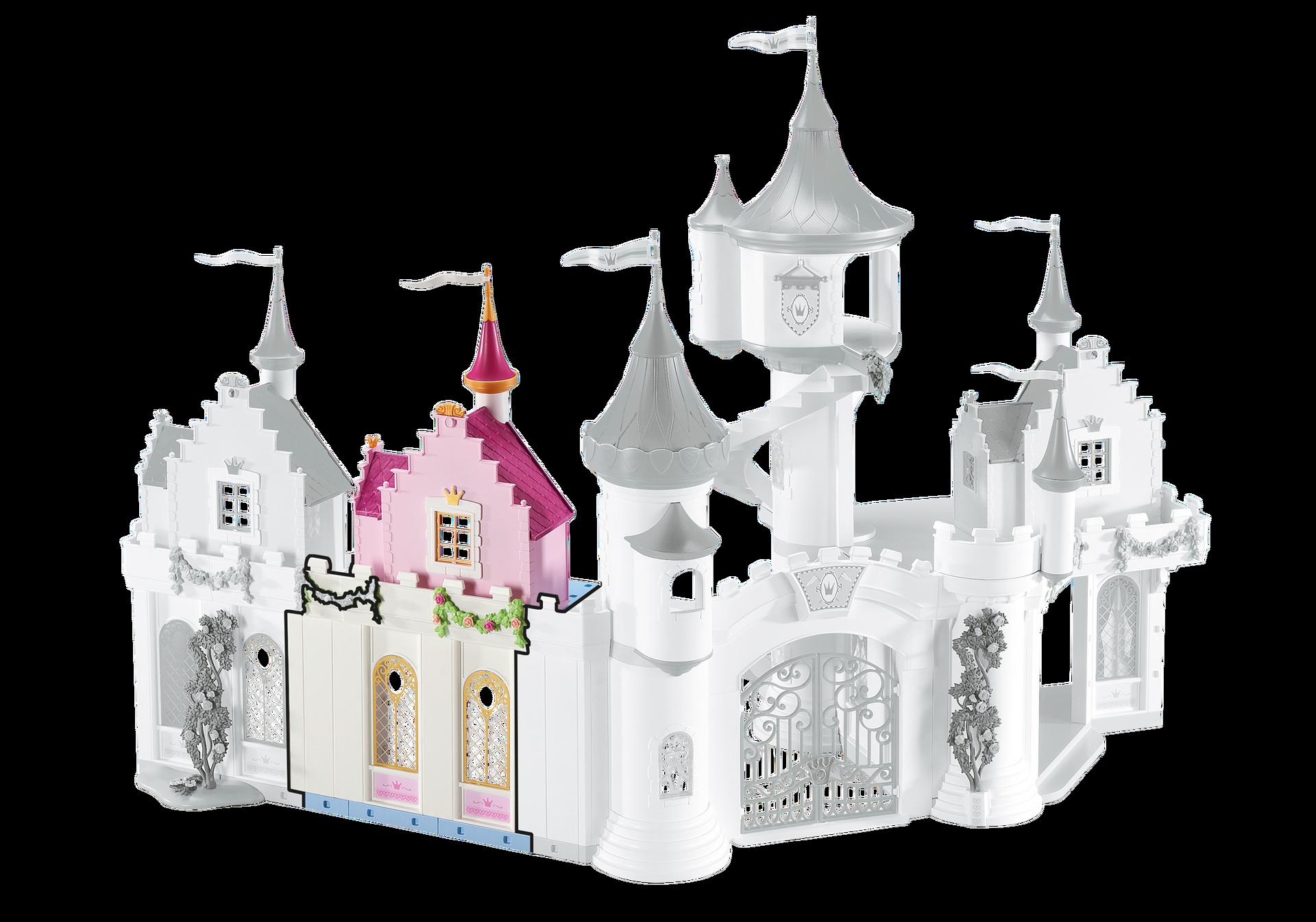 princess castle extension b 6519 playmobil. Black Bedroom Furniture Sets. Home Design Ideas
