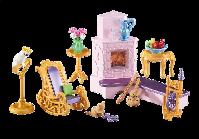 Koninklijk salon 6520 playmobil® nederland