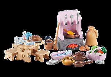 6521 Adereços para a Cozinha do Palácio