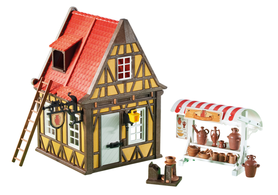 Pottery 6524 Playmobil Usa