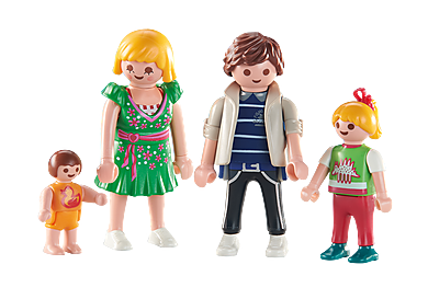 6530_product_detail/Τετραμελής μοντέρνα οικογένεια