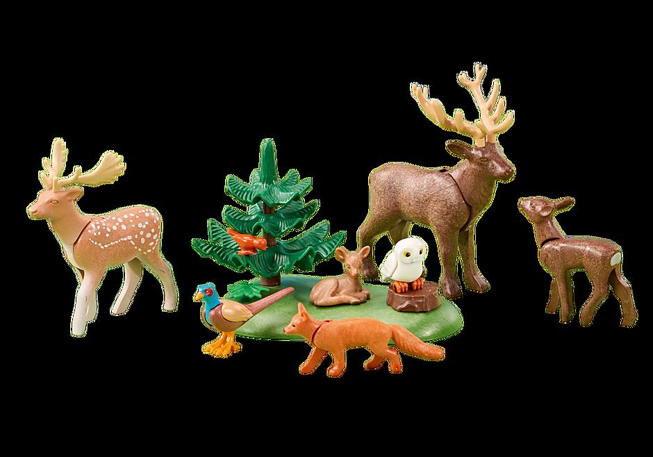 6532 Ζώα του δάσους detail image 1