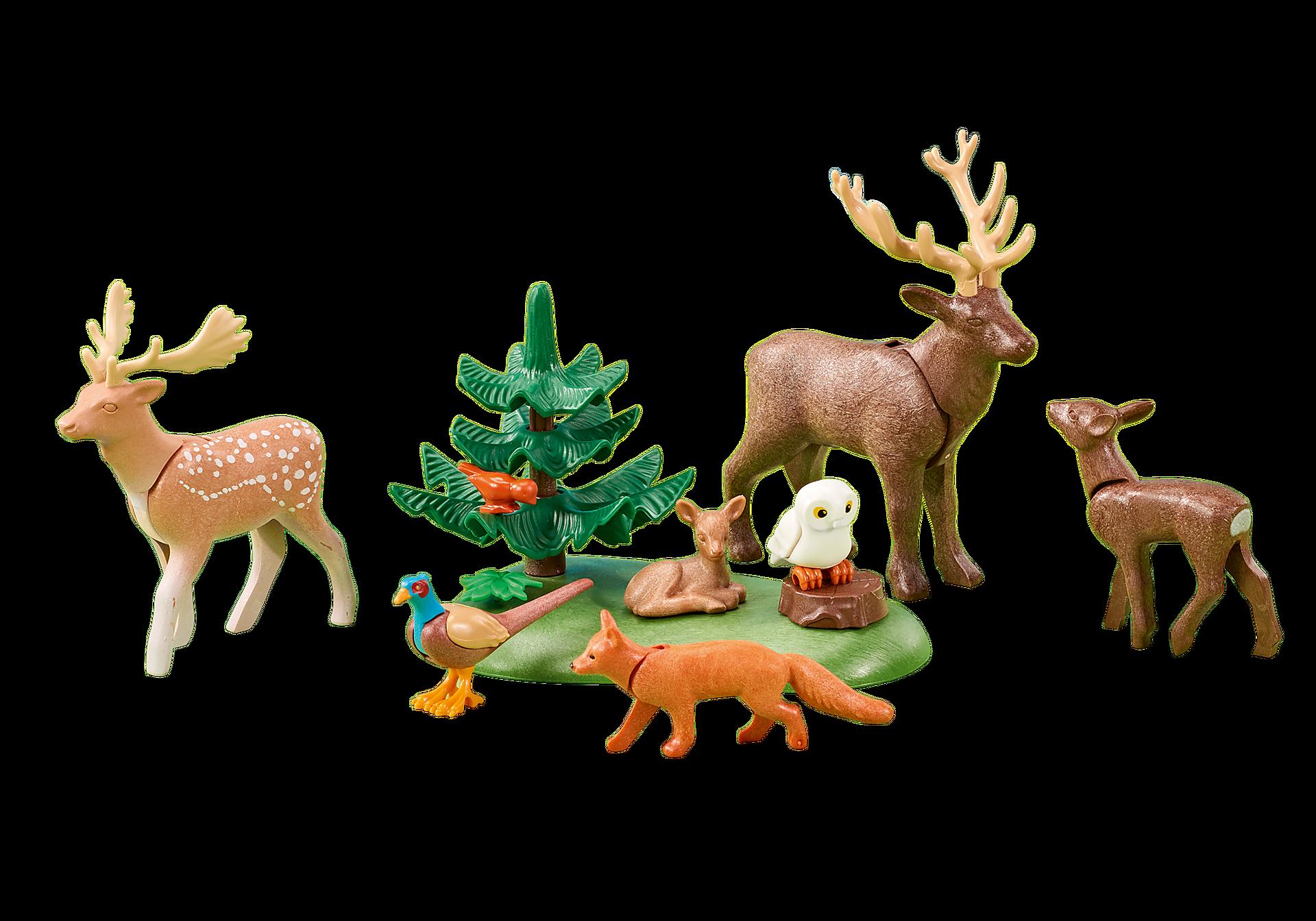 6532 Animais da Floresta  zoom image1