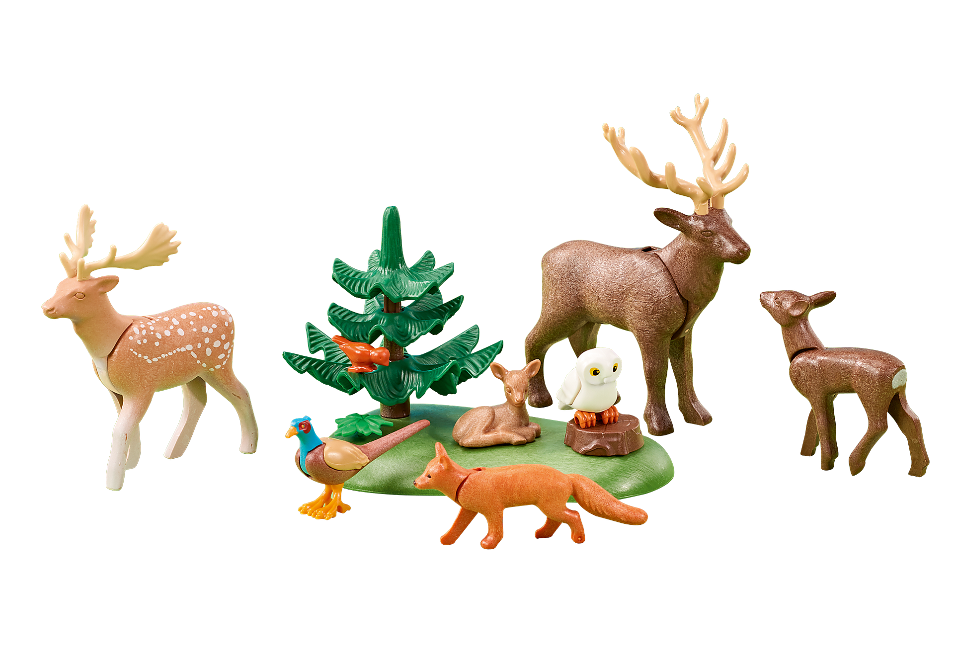 http://media.playmobil.com/i/playmobil/6532_product_detail/Animales del Bosque